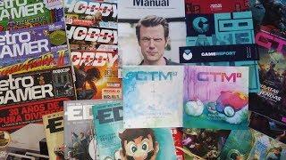 Videojuegos en Papel | Revistas