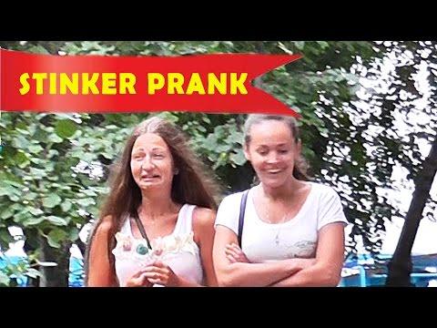 Мерзкий Тип - stinker prank - приколы от Жвачка ТВ