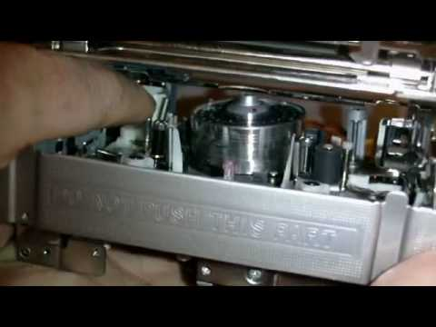 I try to fix my sony handycam.avi