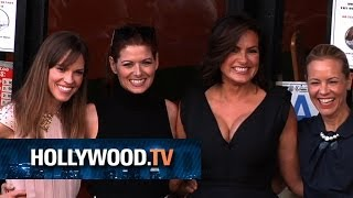 Mariska Hargitay gets a star - Hollywood.TV