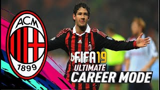 ALEXANDRE PATO Welcome Back to Milan?! FIFA 19 AC Milan ULTIMATE CAREER MODE 3