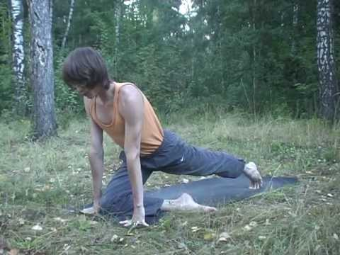 YOGA - LOTUS POSTURE - HOW TO