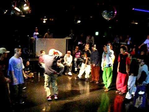 2010/02/10 The Party (Tokyo)@新宿M's SAS/7Down 8Upper vs Freestyle Union