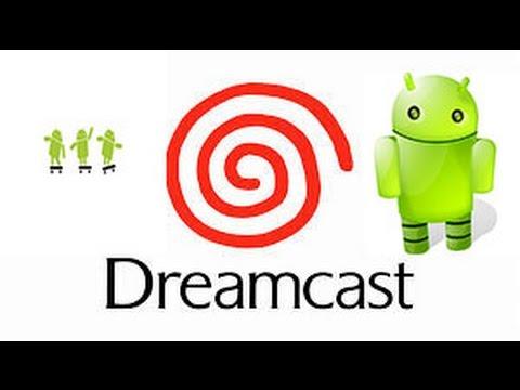 Dreamcast Android instalacion & configuración apk+Bios (jugando)