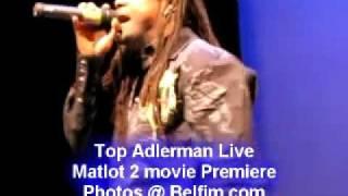 Top Adlerman - Byen Domaj - Matlot 2 Movie Premiere Pt 12