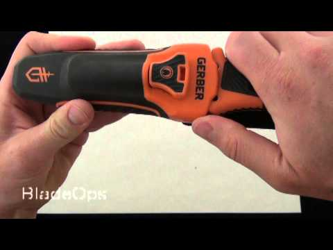 Bear Grylls Ultimate Pro Survival Knife, by Gerber (2013)