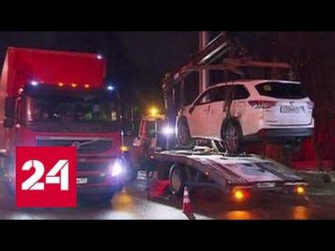ДТП с Караченцовым: виноват водитель Газели