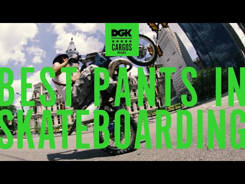 DGK - The Best Pants in Skateboarding