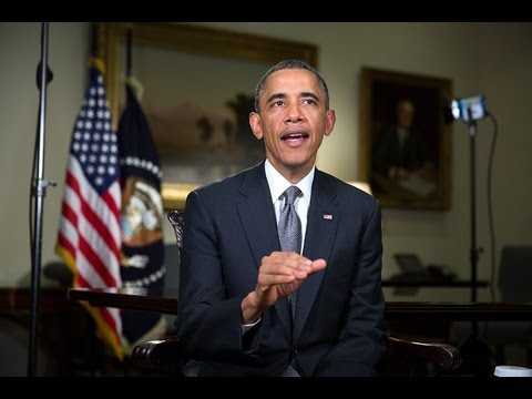 News & Politics: Weekly Address: The President Talks About How to Build a Rising, Thriving Middle Class