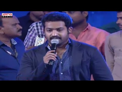 Jr.NTR Emotional Speech - Rabasa Audio Launch - Samantha, Pranitha - Rabhasa