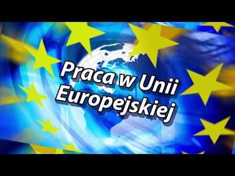 Praca W Unii Europejskiej