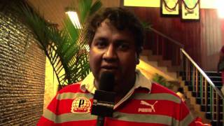 Traffic - Traffic Malayalam Movie Director  Rajesh Raman Pillai at Sreepadmanabha  IFFK 2011