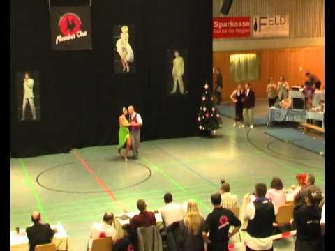 Cornelia Versteegen & Stephan Eichhorn - Sinter Claas Cup 2011