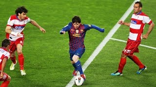 Lionel Messi ● 10 Virtually Impossible Assists  ► Not Even Possible on PlayStation ! ||HD||
