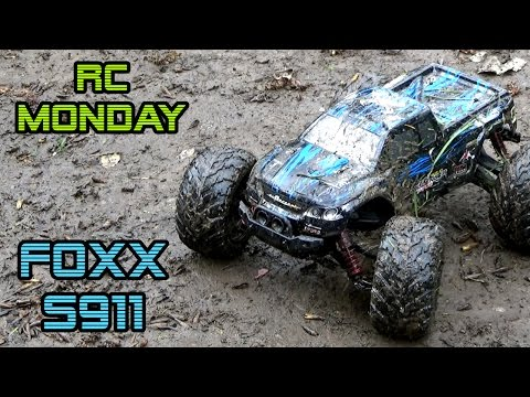 RC Monday   Foxx S911 35mph+ Racing Truck Review