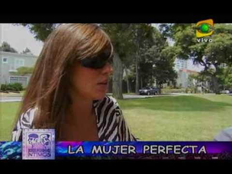 Tilsa Lozano: La Mujer Perfecta pt 2 [de 2] (Enemigos Intimos 25-03-09)