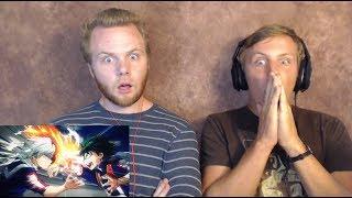 SOS Bros React - My Hero Academia Season 2 Episode 5 - Quirk Battle Royale!!