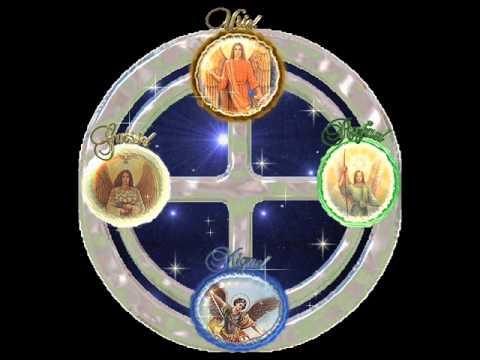 Invocacion de los angeles de los cuatro elementos loquendo.wmv
