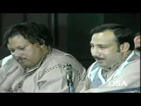 Ustad Nusrat Fateh Ali Khan - Kande Utte Mehrman Way Main Tay...