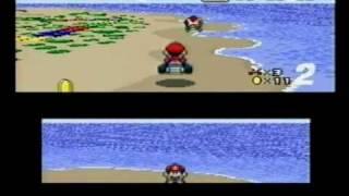 Super Mario Kart Special Cup 150cc - Part 1