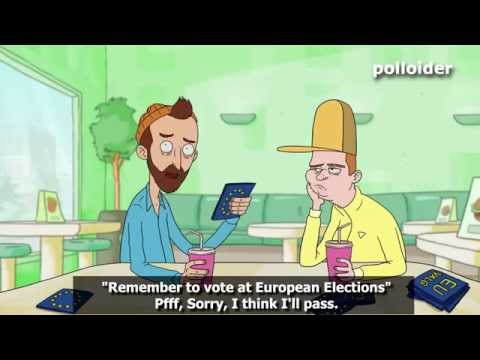 VOTEMAN - Superhero banned in Denmark Video Banned in Europe...