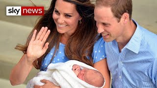Live from the Lindo Wing: The Duchess of Cambridge has baby boy