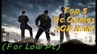 Top 5 Best  Games For Low End PC 2017 (2GB Ram PCs) (Very low graphic card )