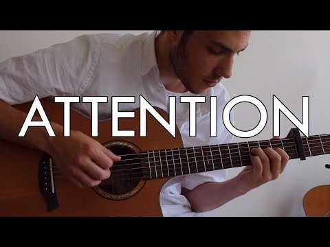 Charlie Puth - Attention (Fingerstyle Guitar Cover) Tabs