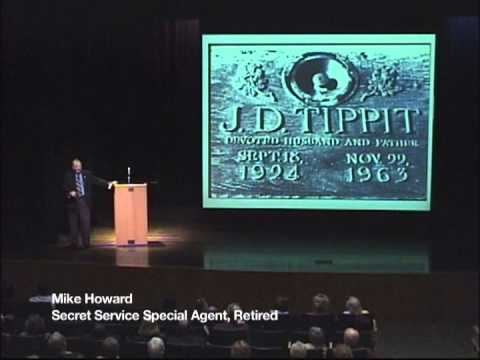 Secret Service Agent Mike Howard, Ret. - JFK, Oswalds, LBJ
