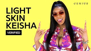 LightSkinKeisha quotTreadmillquot Official Lyrics amp Meaning  Verified
