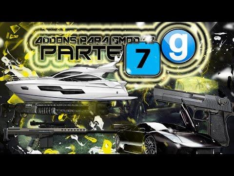 Addons para Gmod 13 y 14 por Mediafire 2014 - Parte 7