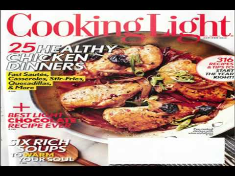 Cooking Light Customer Service
