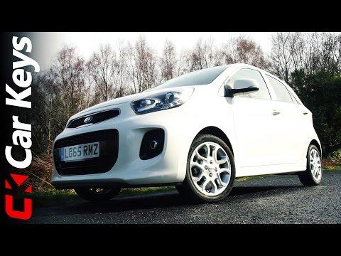 Kia Picanto 2016 review - Car Keys