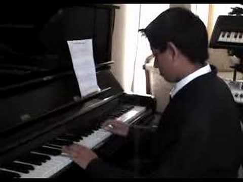 Mitwa on Piano (Kabhi Alvida Na Kehna)