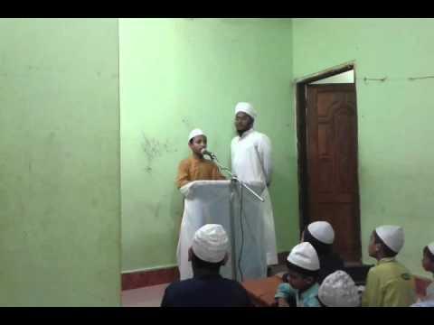 """""""মাদরাসা হুজ্জাতুল ইসলাম ঢাকা.  মাসুমবিল্লাহ ফেরদাউস  Madrasa Hujjatul Islam Dhaka .  Masumbillah Fe"""