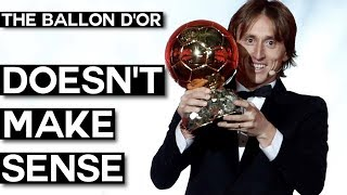 Why the Ballon d'Or and Individual Awards are Problematic and Sometimes Plain Stupid - My Opinion