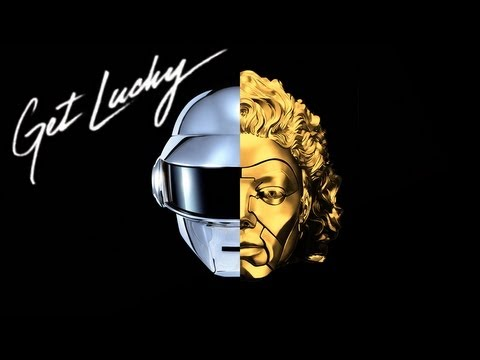 Miniatura del vídeo Daft Punk - Get Lucky (Michael Jackson Edit) X Billie Jean