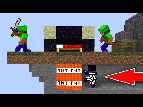 ВЗРЫВАЕМ ЗАЩИТУ КРОВАТИ! ЛЁГКИЙ СПОСОБ ДОБРАТЬСЯ ДО КРОВАТИ НА БЕД ВАРСЕ! - (Minecraft Bed Wars)
