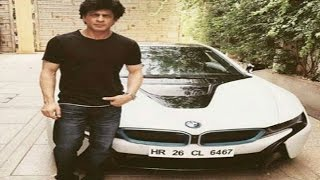 Shahrukh Khan Car Collection - New Car BMW i8
