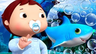 Baby Shark Dance! | Little Baby Bum: Story Time! | Nursery Rhymes & Baby Songs ♫