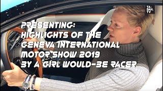 Highlights of a would-be girl racer of Geneva Motor Show 2019