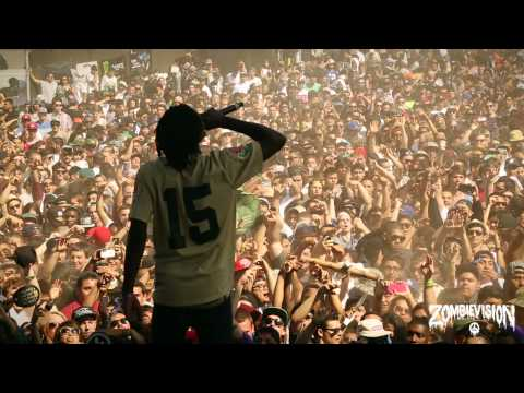 ZOMBiEVision: Flatbush Zombies PAID DUES 2013 (001)