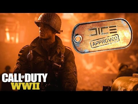 Call of Duty®: WWII Reveal Trailer - DICE APPROVED VERSION