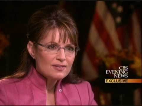 CBS Exclusive: Gov. Sarah Palin