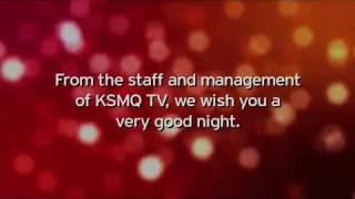 KSMQ-15, Austin, MN, Sign Off, Midnight, February 13, 2016