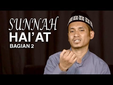 Serial Fikih Islam (28): Sunnah Hai'at Bagian Kedua - Ustadz Abduh Tuasikal
