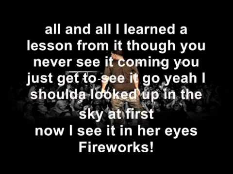Drake-fireworks Lyrics video