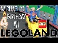 Michael's 4th Birthday Party at LEGOLAND!! -