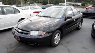 2004 Chevrolet Cavalier Start Up, Engine, and In Depth Tour