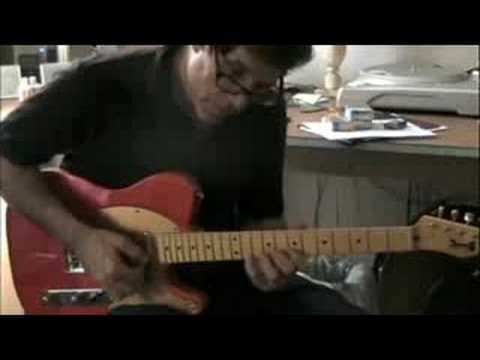 Jim Campilongo - Brooklyn 2008 - Hahn Guitars